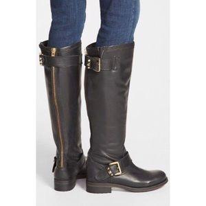 Steve Madden Barton Leather Boots